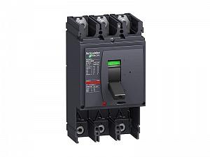 432413 NSX400F Коммутационный блок 3-полюсный 36kA Schneider Electric