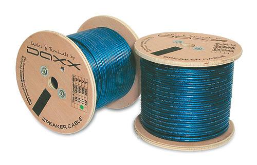 DAXX S33 Акустический кабель из бескислородной меди 2 x 2.5мм2/13Ga