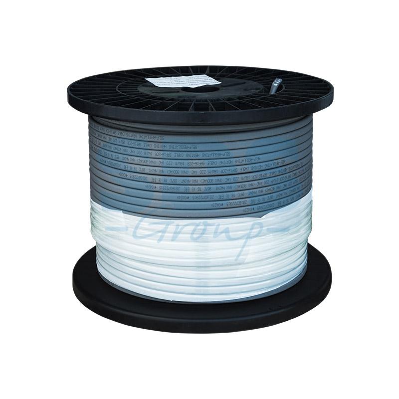 Саморегулируемый греющий кабель SRL16-2 (неэкранированный) (16Вт/1м),  Proconnect